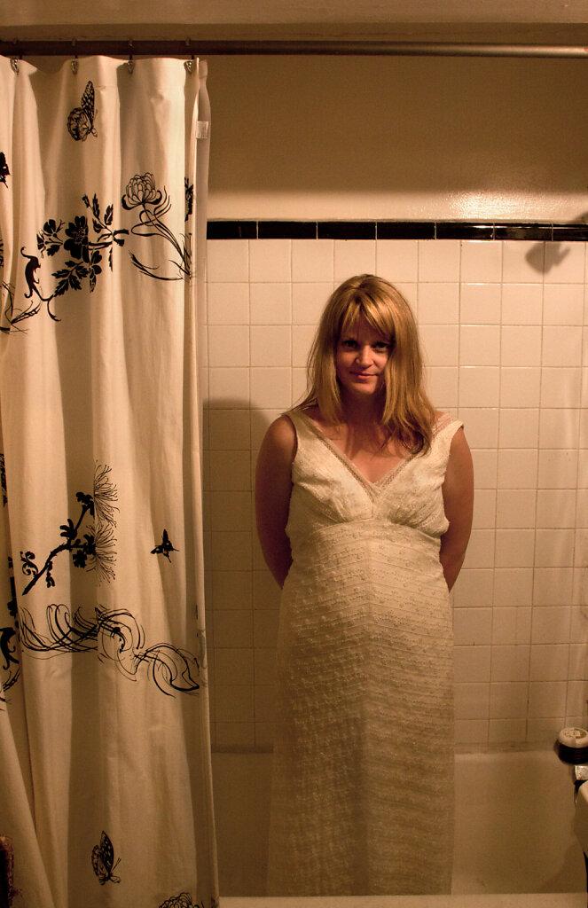 Shower Woman