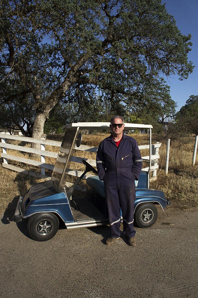 Kirk, Elderwood, California