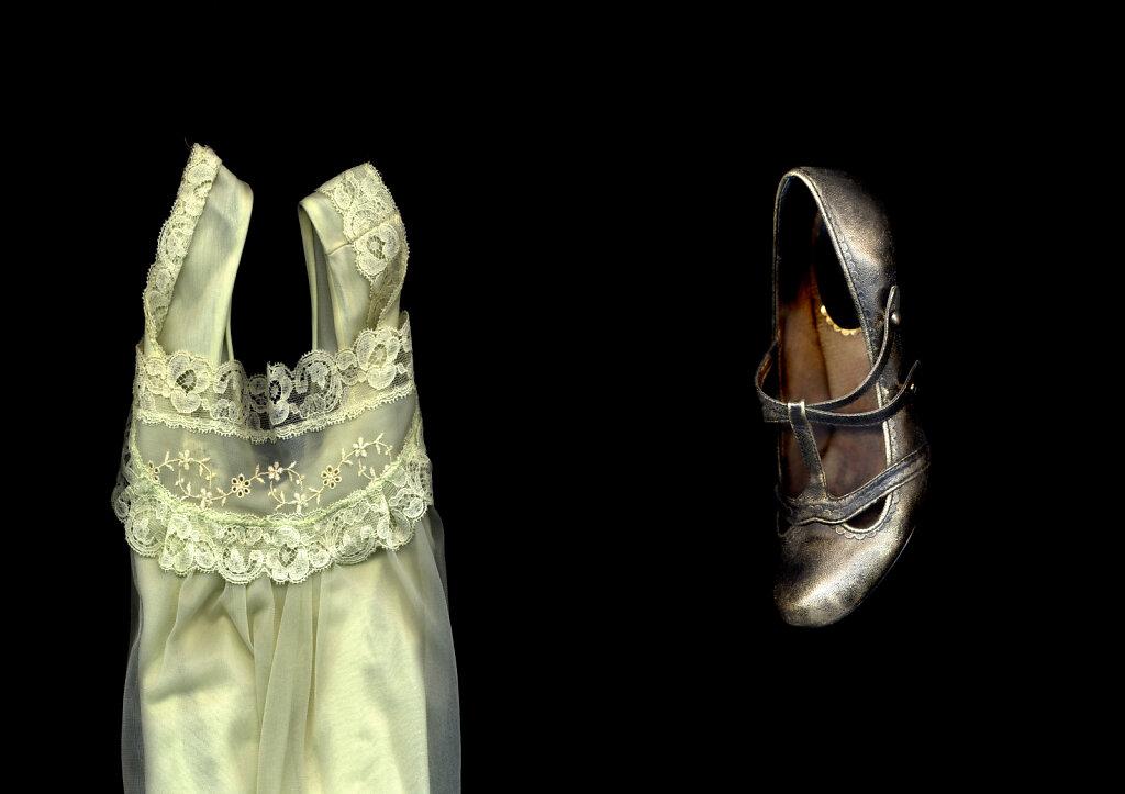 Dress and Shoe